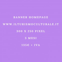 Banner homepage / 3 mesi