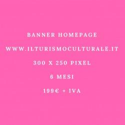Banner homepage / 6 mesi