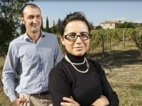 Giovanni Casati e Lucia Bozzano
