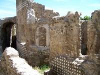 Porzione dell'Anfiteatro Fausto