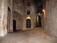 Rocca paolina - Interno