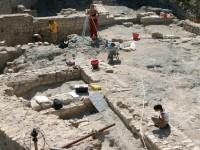 Scavo etrusco nei pressi del Villagio Campassini