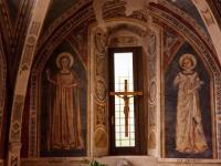 Chiesa di San Salvatore - Interni