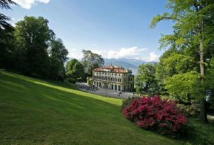 Stresa, Villa Pallavicino