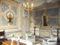 Palazzo Farrattini - particolare delgi interni