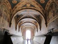 Sala del Pellegrinaio - Santa Maria della Scala
