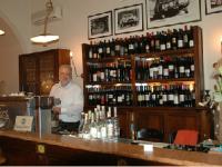 Giovanni Li Gobbi, titolare del ristorante La Piazzetta