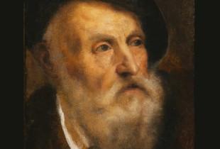Tiziano Vecellio, Autoritratto
