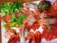 Crudità di pesce del litorale - Ristorante Alex