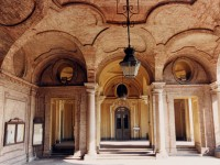 Palazzo Ghilini - Atrio