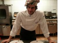Alessio Fioretti - Chef del ristorante Al Solito Posto
