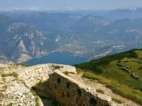 Veduta dal Monte Altissimo