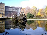 Fontana nereidi e Tritone