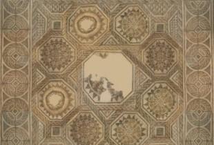 Ricostruzione del mosaico di Savignano