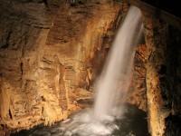 Grotta di Bossea - La Cascata