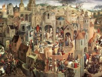 Hans Memling - La Passione di Cristo - Galleria Sabauda