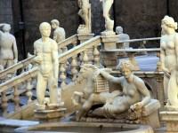 La Fontana della Vergogna in piazza Pretoria