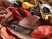 Pesce fresco al ristorante Nuovo Impero