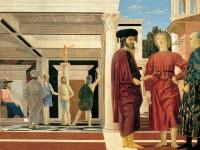 Piero della Francesca - Flagellazione di Cristo