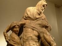 Pietà di Michelangelo - Museo dell'opera di Santa Maria del Fiore