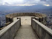 Vista panoramica dal Castello Utveggio