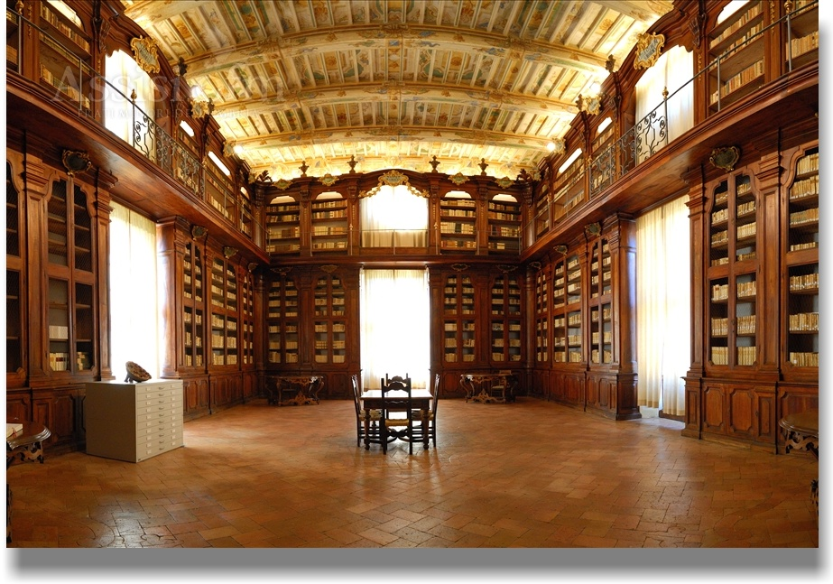 Biblioteca Casa Monteripido