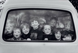 "Elliott Erwitt: ""Fifty Kids"""