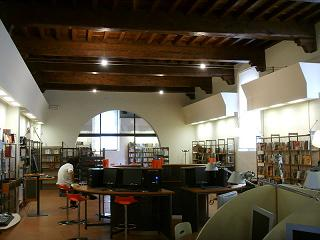 Biblioteca delle Oblate