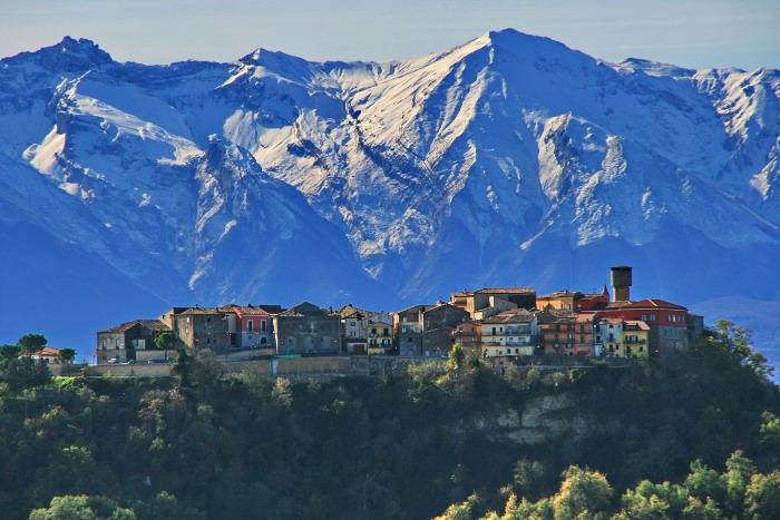 Le Terre degli Alarçon Mendoza in Abruzzo
