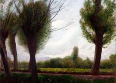 Giuseppe Pellizza da Volpedo. Il Paesaggio