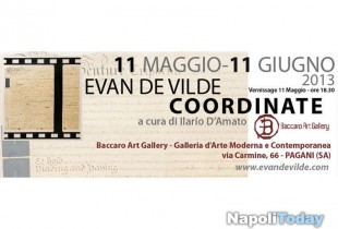 "Le ""Coordinate"" di Evan De Vilde"