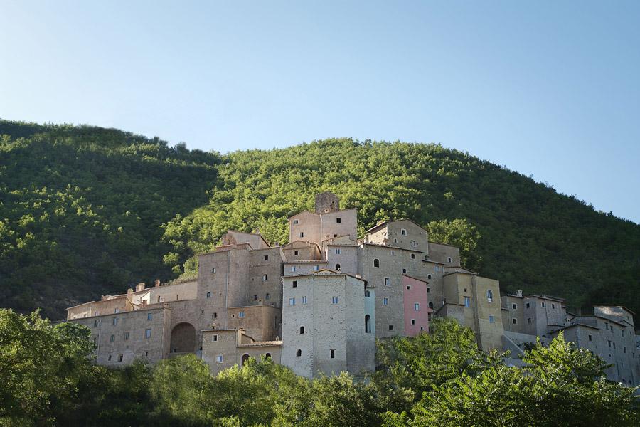 Borgo del Castello di Postignano