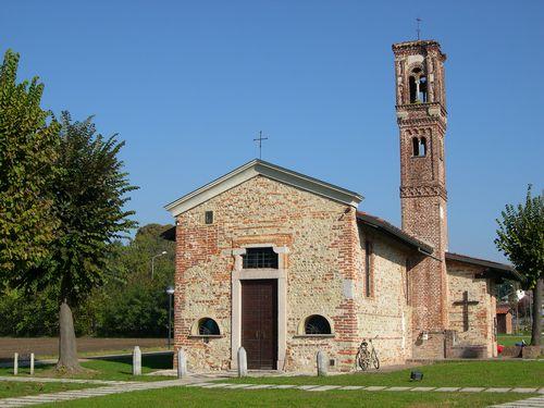 La chiesa di Santa Maria in Binda