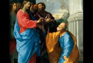 Guido Reni: La consegna delle chiavi