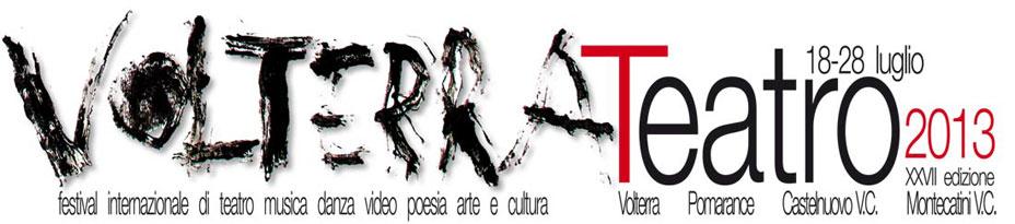 Volterra Teatro 2013