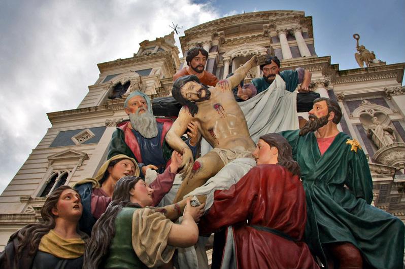 """""""Le Varicedde"""" del Giovedì Santo"""