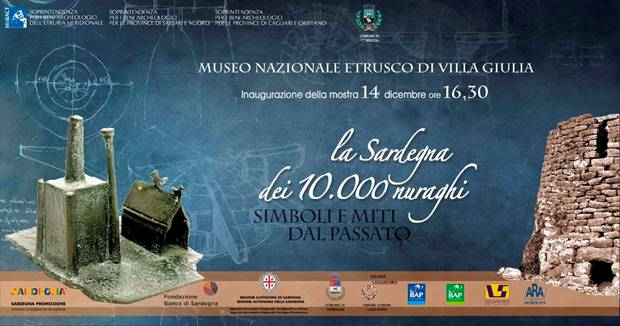 La Sardegna dei 10.000 Nuraghi