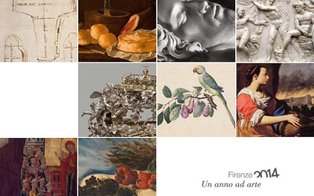 Firenze 2014. Un anno ad arte