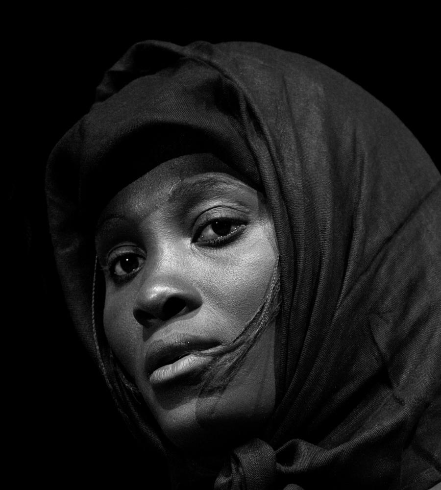 Le foto di Heinz Homatsch e la musica di Omara Moctar