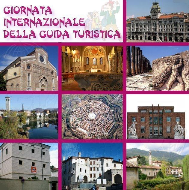 XXV Giornata Internazionale della Guida Turistica