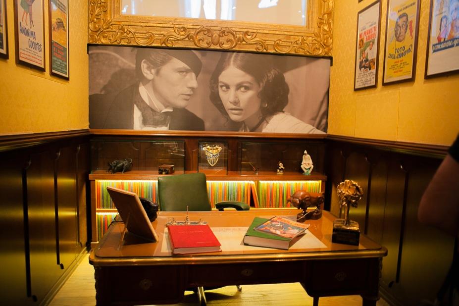 Museo Nazione del Cinema Torino