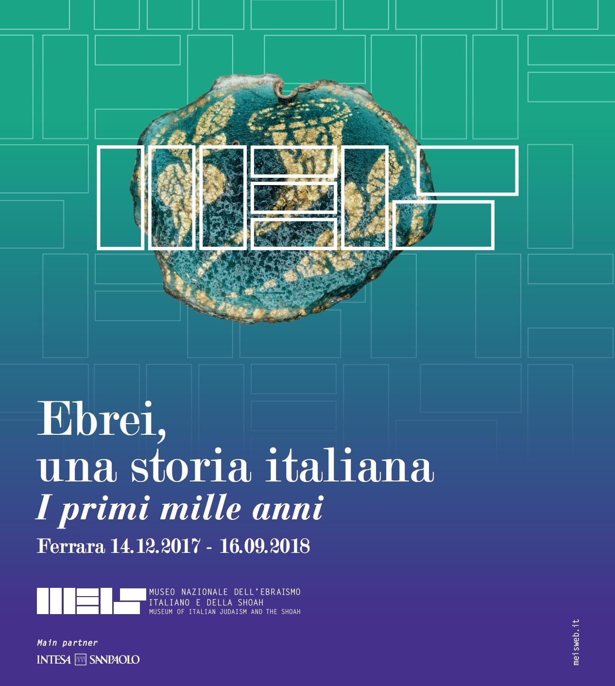 Ebrei, una storia italiana
