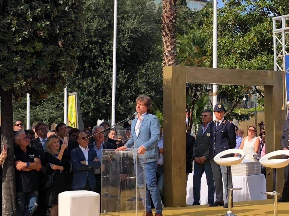 Alberto Angela cittadino onorario di Pompei